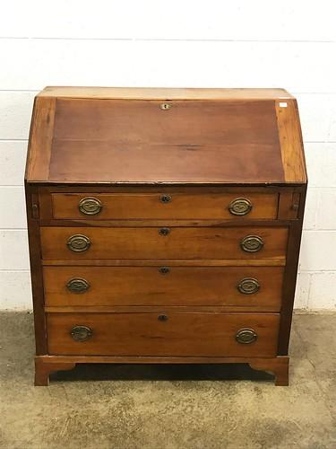 Antique Drop Front Desk ($274.74)