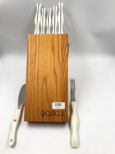 Cutco Knife Set ($287.28)