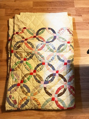 Quilt from Joyce McDonal Estate ($241.68)