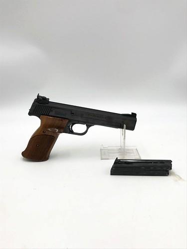 Smith and Wesson Model 41 Semi-Auto Pistol w/ Factory Box ($743.28)