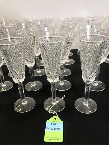 "Ralph Lauren ""Herringbone Classic"" Fine Crystal ($157.32)"