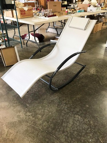 Lounge Rocking Chair ($117.42)