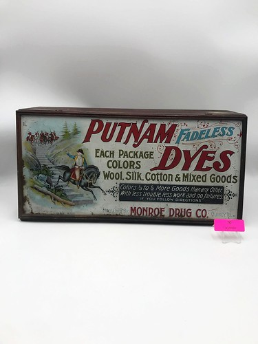 Putnam Fadeless Dyes Cabinet ($156.18)