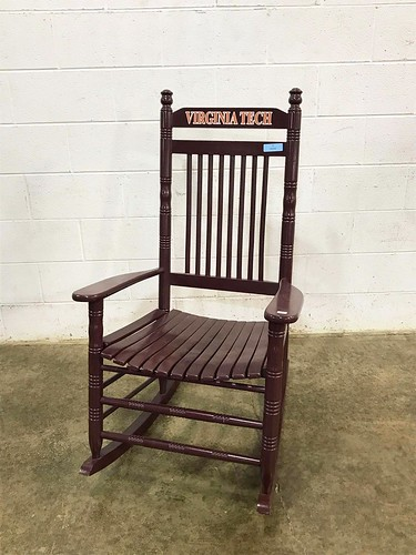 Virginia Tech Cracker Barrel Rocker ($117.42)