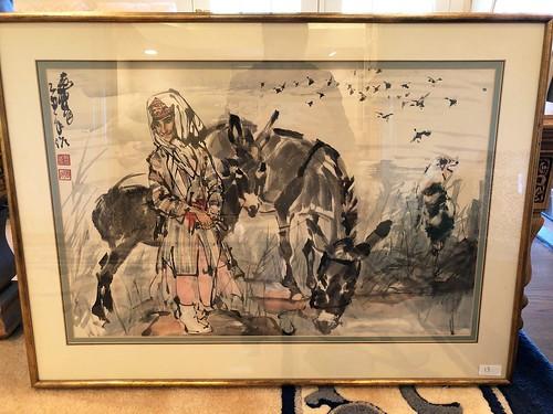 Oriental Artwork ($343.14)