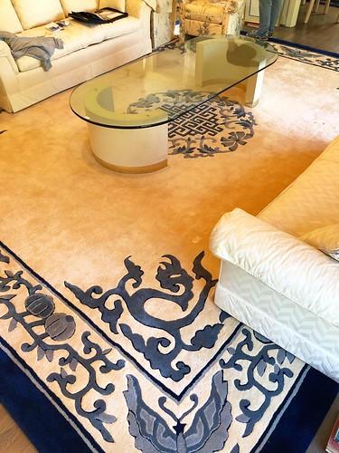 Large Room Size Oriental Rug ($399.00)
