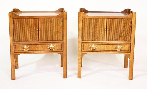 Pair of Baker Cabinets ($285)