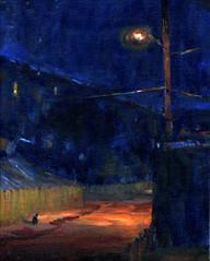 Night AlleyCat