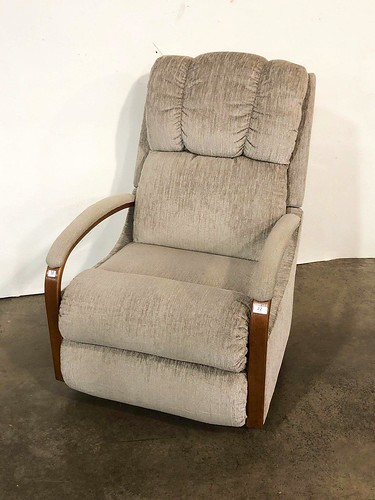 LazyBoy Upholstered Rocking Chair/Recliner ($259.92)