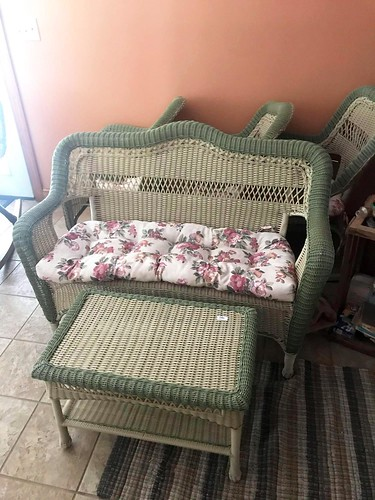 Set of All Weather Wicker ($312.36)