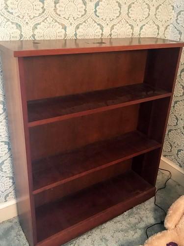 Nice Bookshelf ($222.30)