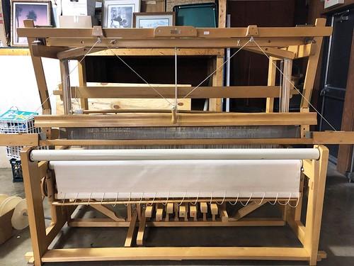 Norwood 10 harness weaving loom (1,056.78)