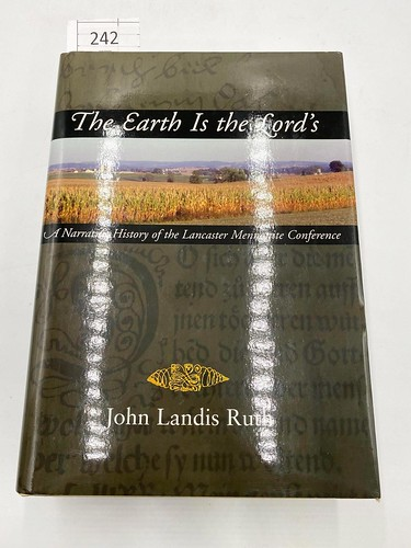 The Earth is the Lord's by John Landis Ruth ($287.28)