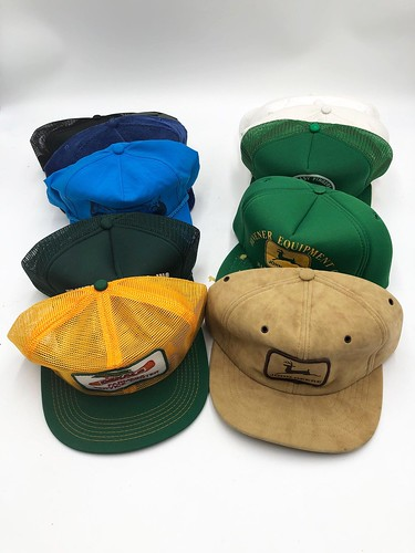 Advertising Trucker Hats ($95.76)