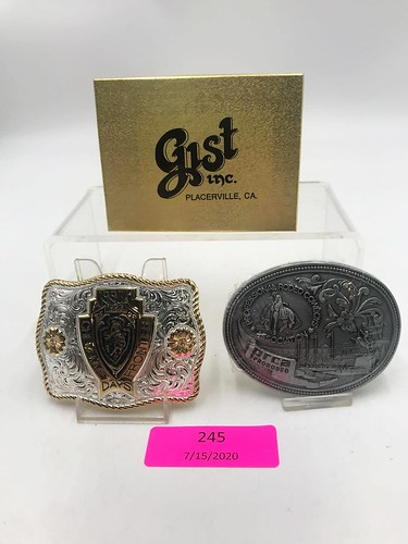 Rodeo Cowboy New Belt Buckles ($144.78)