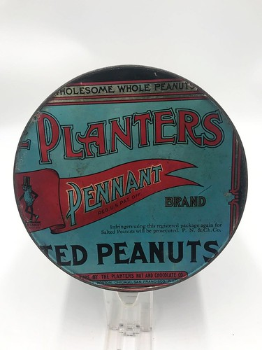 Early Planters Peanut 10 Pound Tin ($106.02)