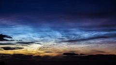Photo of Noctilucent Clouds 2020 August 03 - 01:52 UT