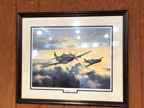 "David Poole ""Combat Leaders"" print ($199.50)"
