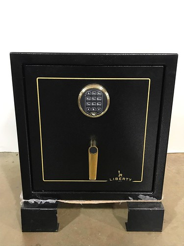 Liberty 4.6 Cubic Foot Home Safe ($342.00)