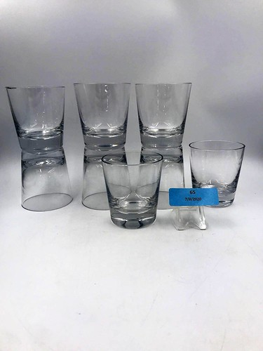 Baccarat Fine Crystal Old Fashion Tumblers  ($285.00)