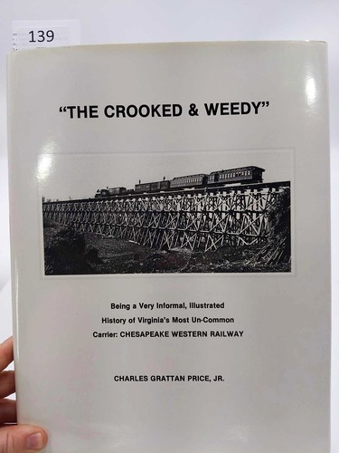 The Crooked & Weedy Book ($225.72)