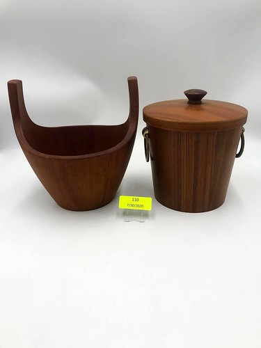 Danish Modern Teak Serving Accessories ($99.18)
