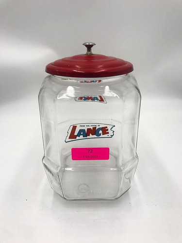 Lance Crackers Tall Store Jar ($108.30)
