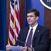 Secretary of Defense Speaks at Aspen Security Forum