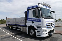 Photo of Mercedes Actros 1836 - Thurrock