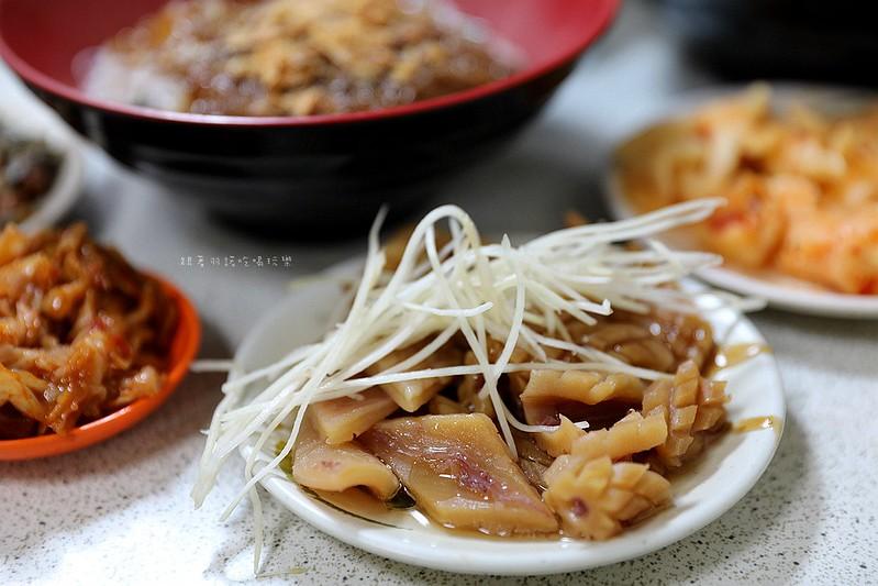 可口豬肝湯麻醬麵大安路40年小吃美食老店24