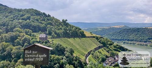 Clemenskapelle über Lorchhausen - Weinwanderung mit Weingut Nies, Lorchhausen