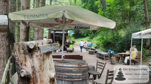 Grenzvogt vom Niedertal (Freistaat Flaschenhals) - Weinwanderung mit Weingut Nies, Lorchhausen