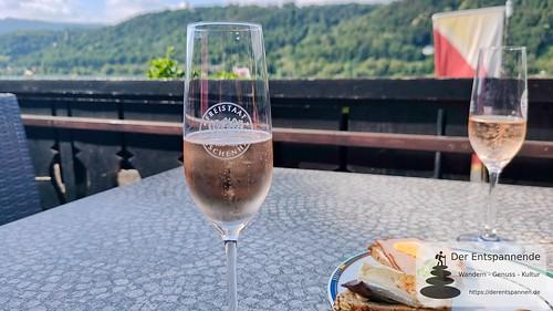 Freistaat Flaschenhals: Weinwanderung mit Weingut Nies, Lorchhausen