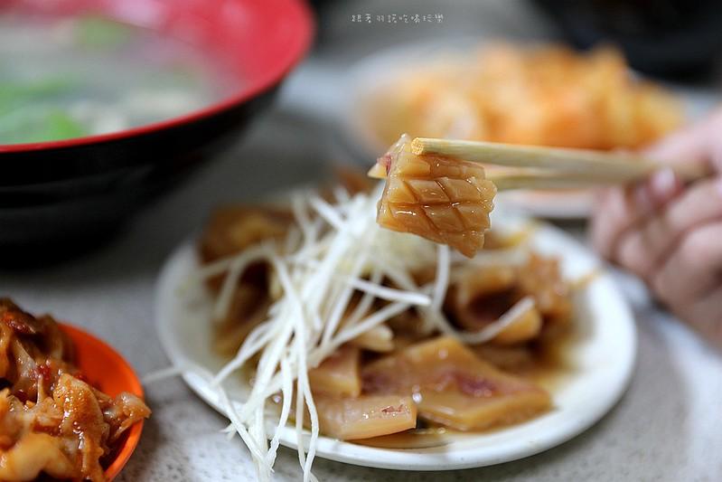 可口豬肝湯麻醬麵大安路40年小吃美食老店45