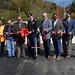 Officials cut ribbon on Shepherd Street Bridge