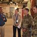 Major General Jeffrey L. Milhorn visits Deactivated SM-1 Nuclear Reactor Facility