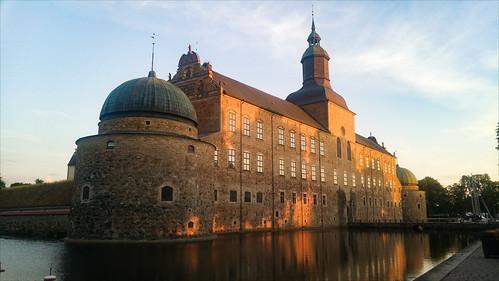 Dag 11, 12 - Vadstena slott