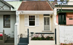43 Wells Street, Newtown NSW