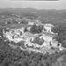 Ollières vue aérienne 1959