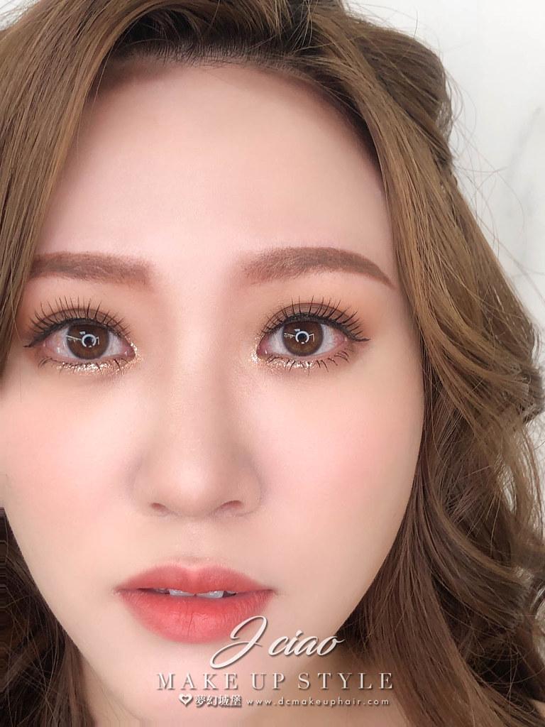 【新秘婕喬】新娘造型創作 / 韓系歐膩