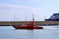 Salvamento Marítimo - Valencia Harbour