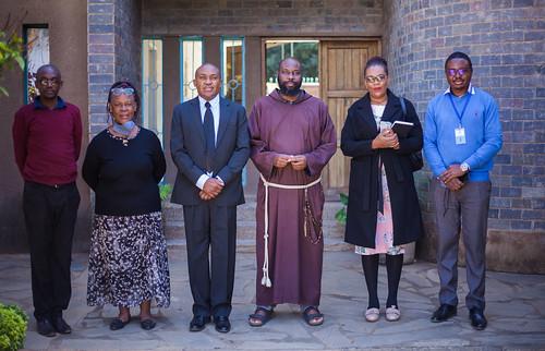 2020: AHF Zambia x Serenity Wellness Center Partnership