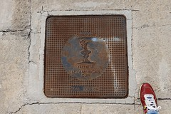 Manhole Cover - Valencia Harbour