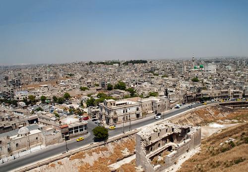 Aleppo Citadel (Qal'at Halab) c.10th-15th cent Advance Tower north 1501-1516 Mamluk