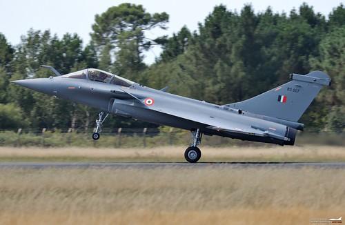 IAF Rafale BS 007