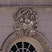 Cartouches as Keystone on the wing of the refectory
