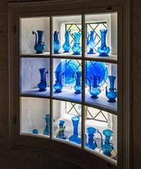 Photo of Sissinghurst glass