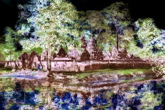 Cambodia - Banteay Srei Temple - 41bbb