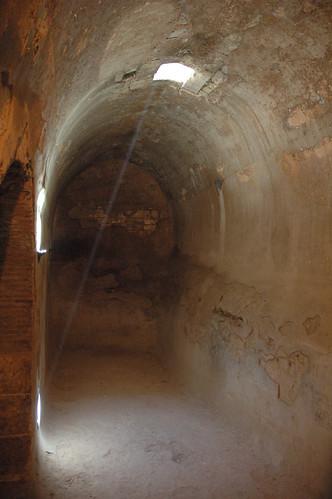 Aleppo Citadel (Qal'at Halab) c.10th-15th cent Cistern Ayyubid
