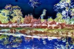 Cambodia - Banteay Srei Temple - 8bb